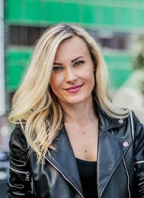 Agnes Kozera, Co-Founder - Podcorn