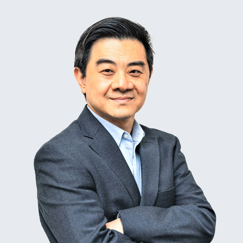 Ray Wu | Managing Partner | Blockchain Fund, Alumni Ventures