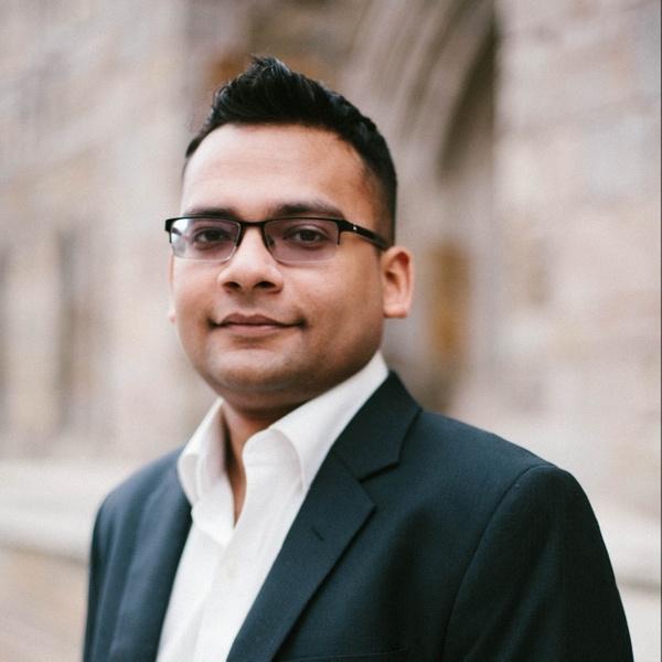 Spandan Saha | Portfolio Services Manager | Alumni Ventures Group