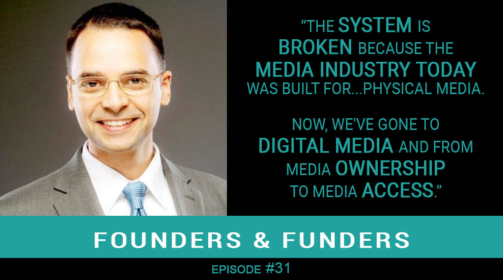 EP 31: How a Former Rock Guitarist Invented the Digital