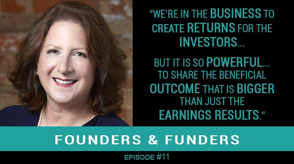 Gail Gilbert Ball of Chestnut Street Ventures