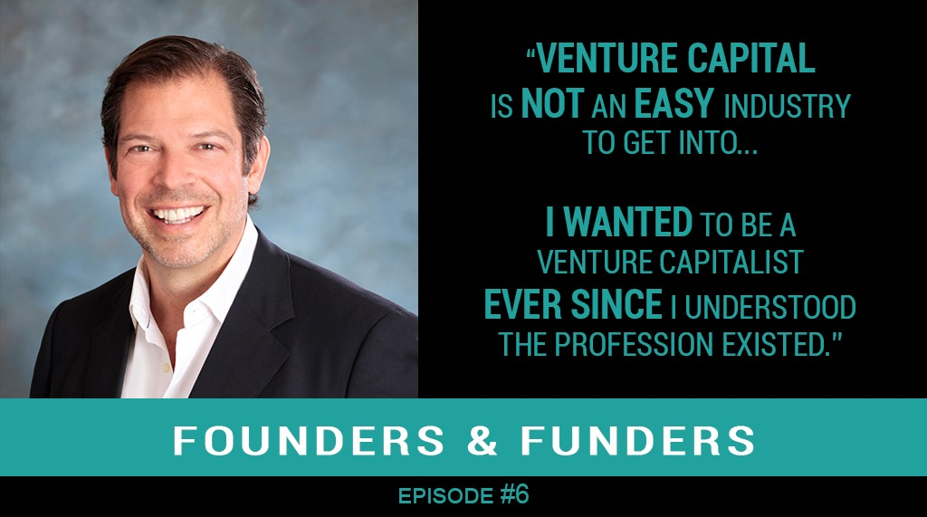 Andre de Baubigny of Spike Ventures