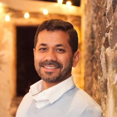 Inder Singh, Founder and CEO of Kinsa
