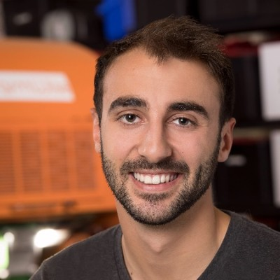 Sebastien Boyer, Co-Founder & CEO - FarmWise
